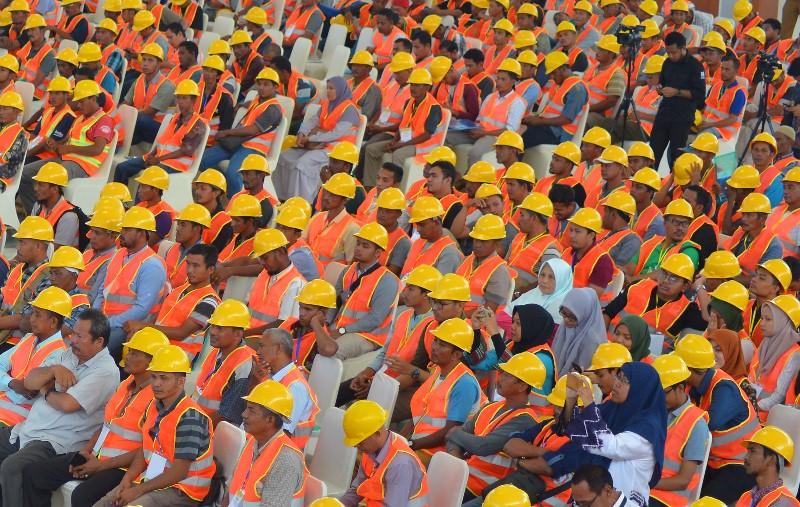 Pemerintah Didorong Tingkatkan Keahlian Tenaga Kerja Migran